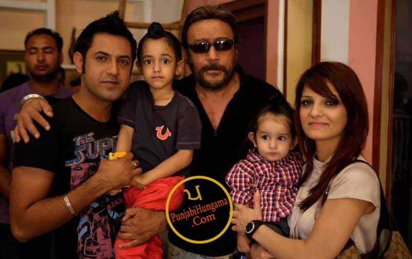 Gippy Grewal Wife Name, Pics, Photos, Pictures
