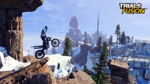 Download Game Trials Fusion (2014) PC Full screenshots