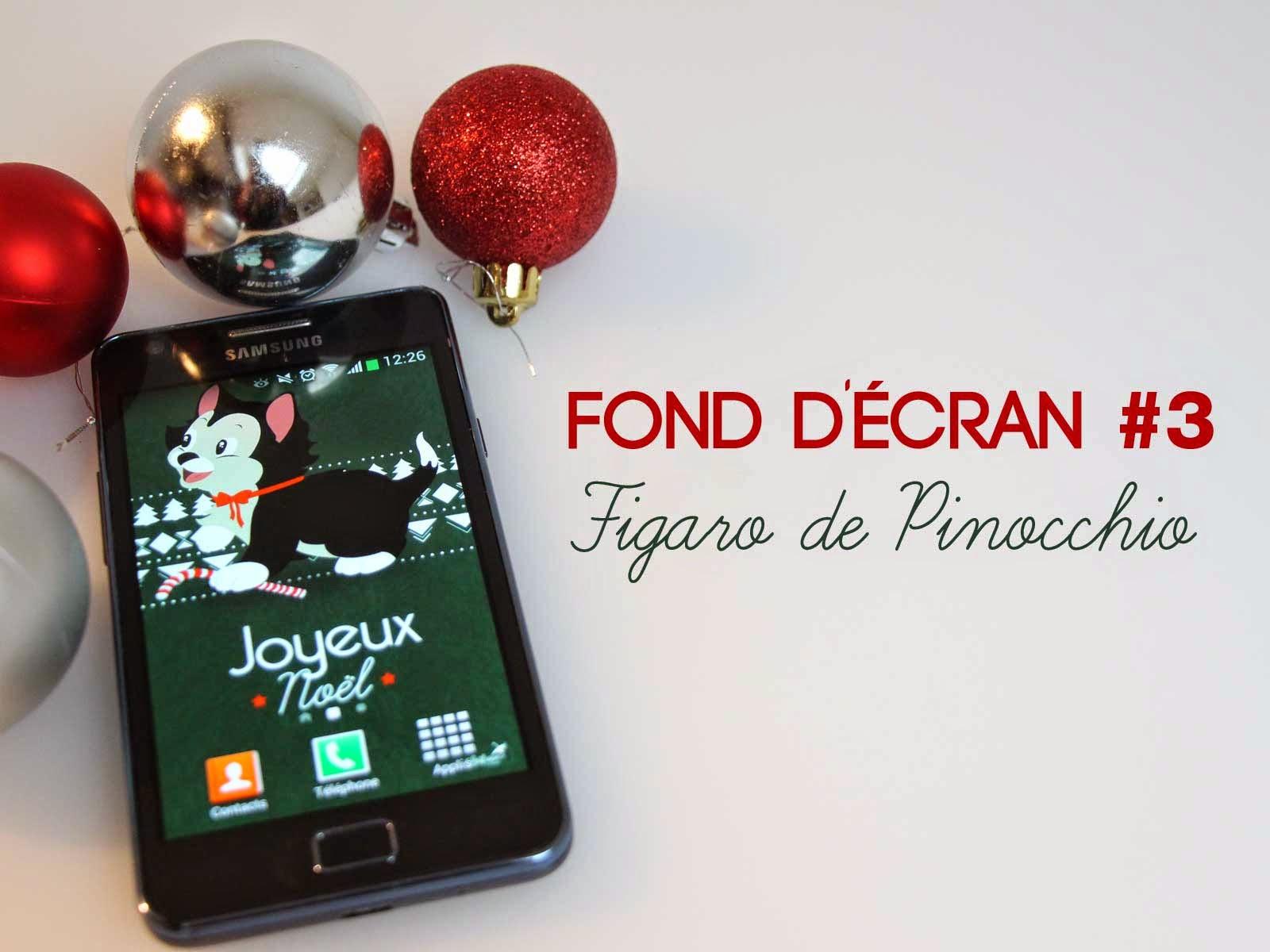 Fond d'écran - Figaro
