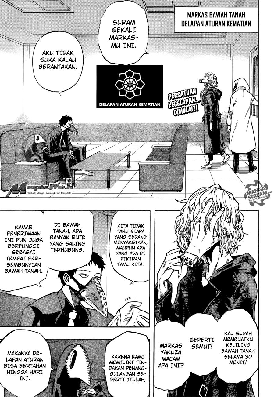 Boku no Hero Academia Chapter 132-4