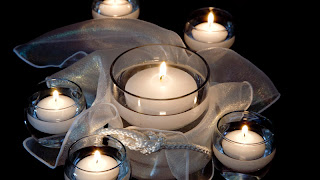 Floating Candles, Wedding Candles, Party Candles