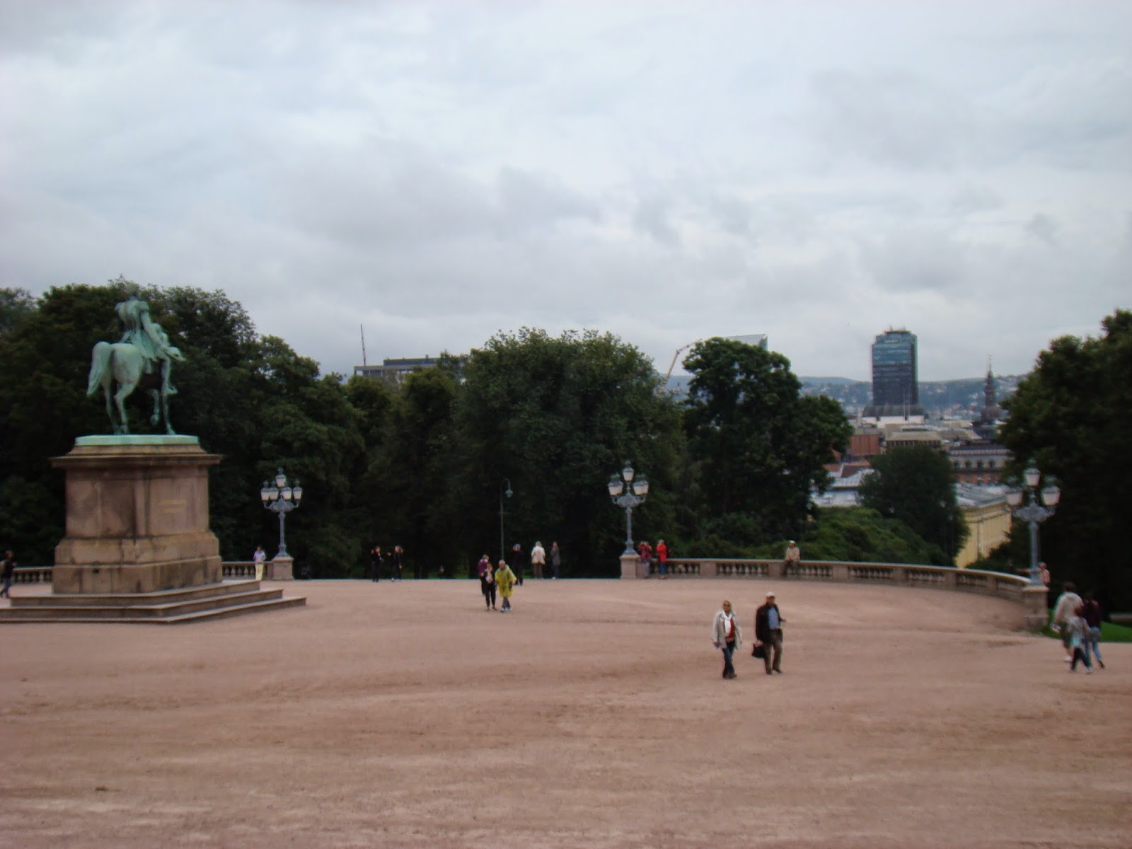 Oslo, Royal Palace