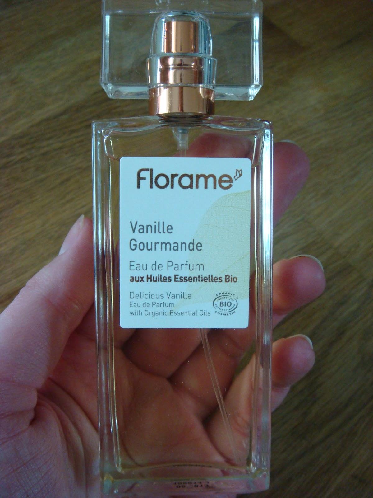 parfym med vaniljdoft