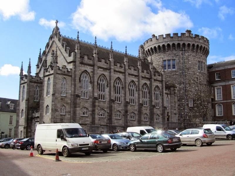 Dublin Castle, chateau, Dublin
