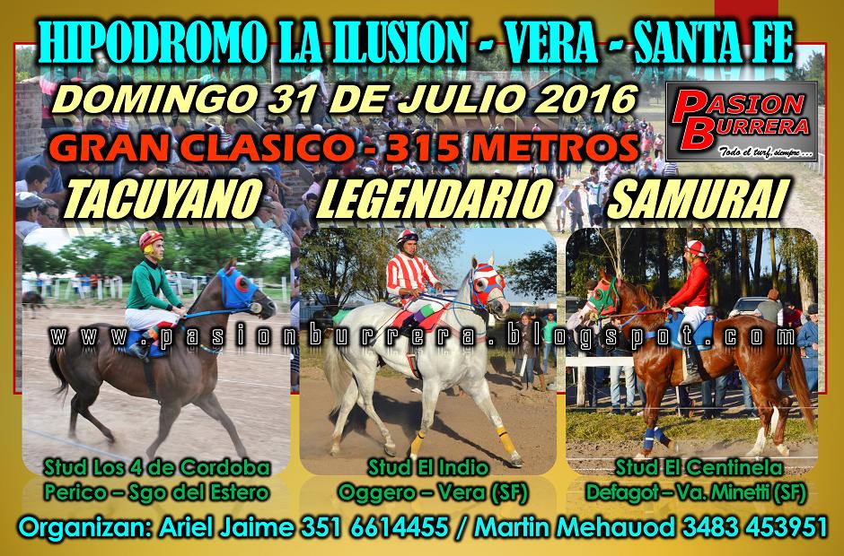 VERA 31 DE JULIO - 315