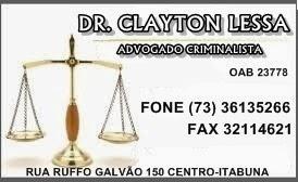 DR CLAYTON LESSA