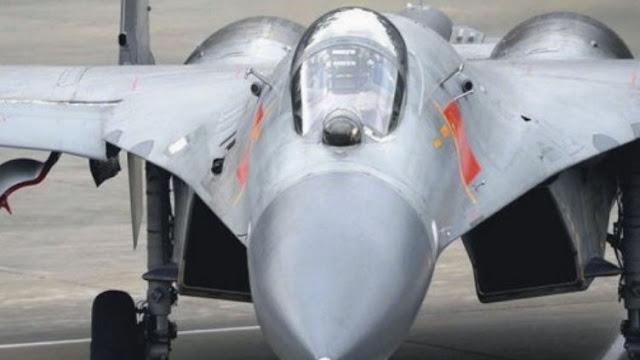 J-11A Flanker