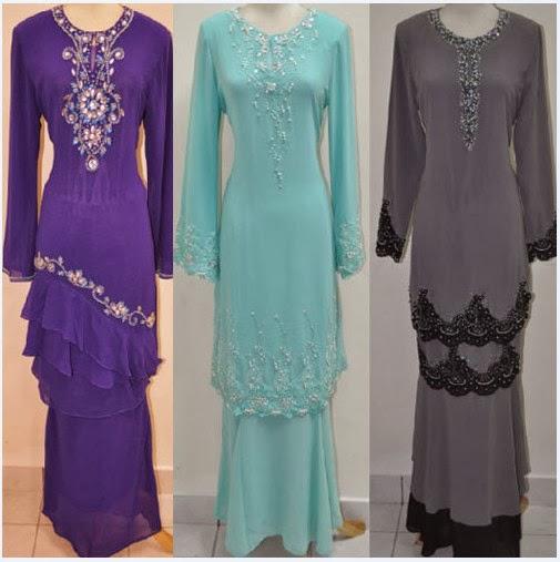 ... Kurung Moden - Murah, Online, Peplum, Model, Modern: Baju Kurung Moden