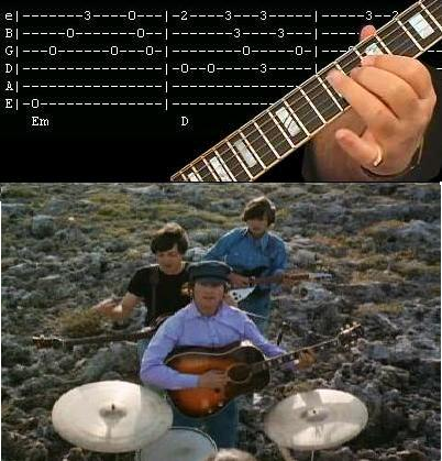 letras y acordes para guitarra de canciones: