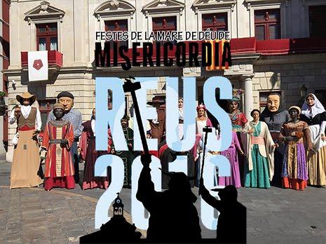 Festes de la Mare de Déu de Misericòrdia 2016 - Reus (Tarragona) [video]