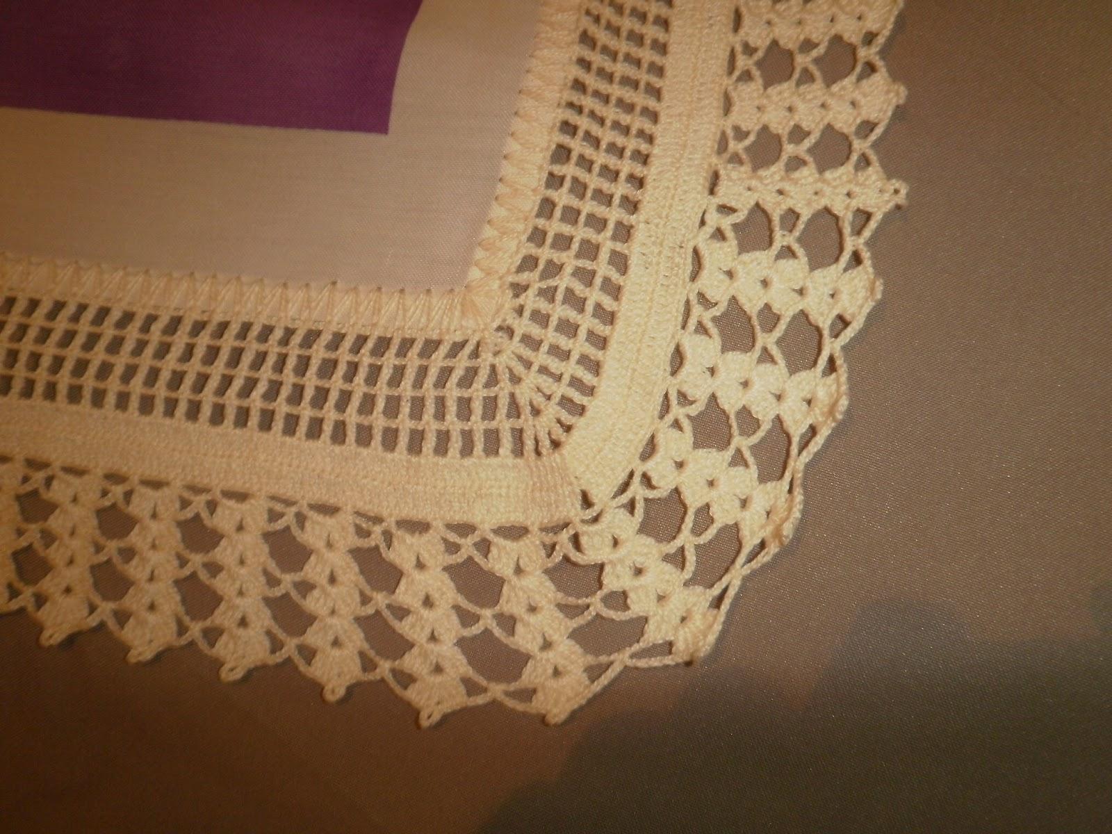 Como Fazer Bicos De Croche De Canto Consejos De Fotografía #442B1A 1600x1200