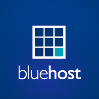 bluehost - my trusted host