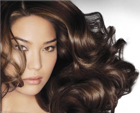 Asian hair highlighting