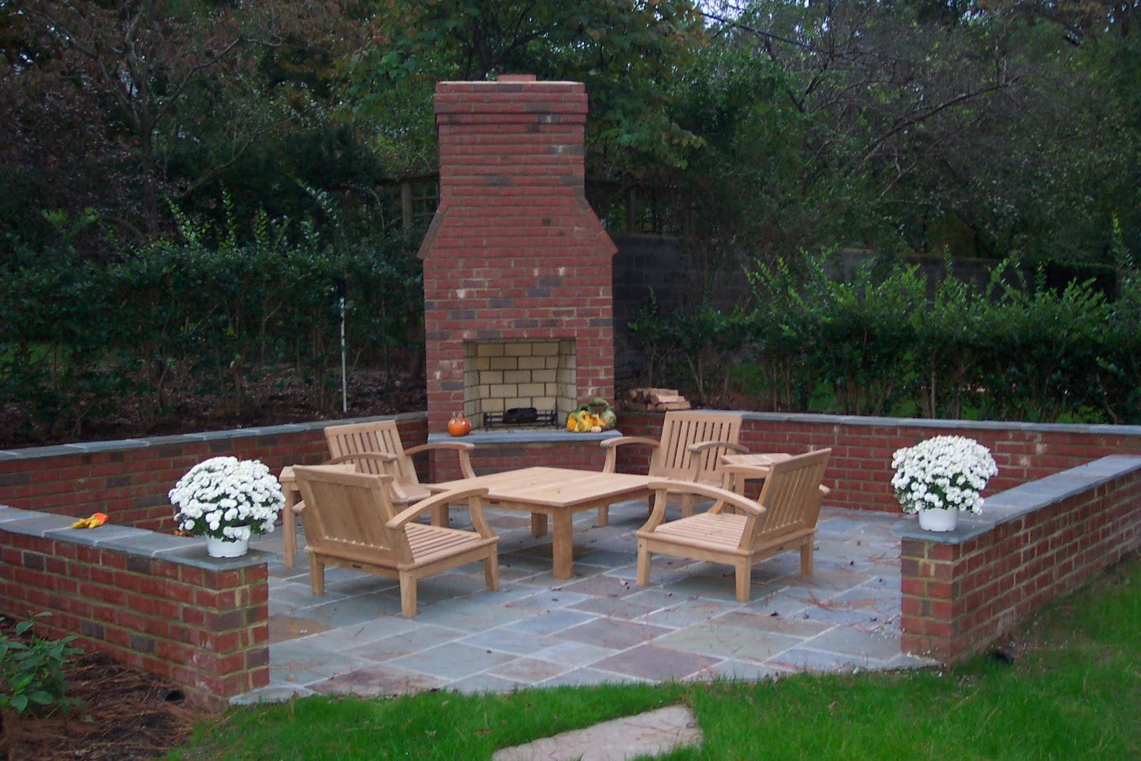 Blueprint For Outdoor Brick Fireplace Boryva14 S Soup