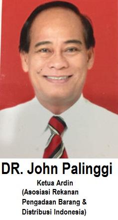DR. John Palinggi