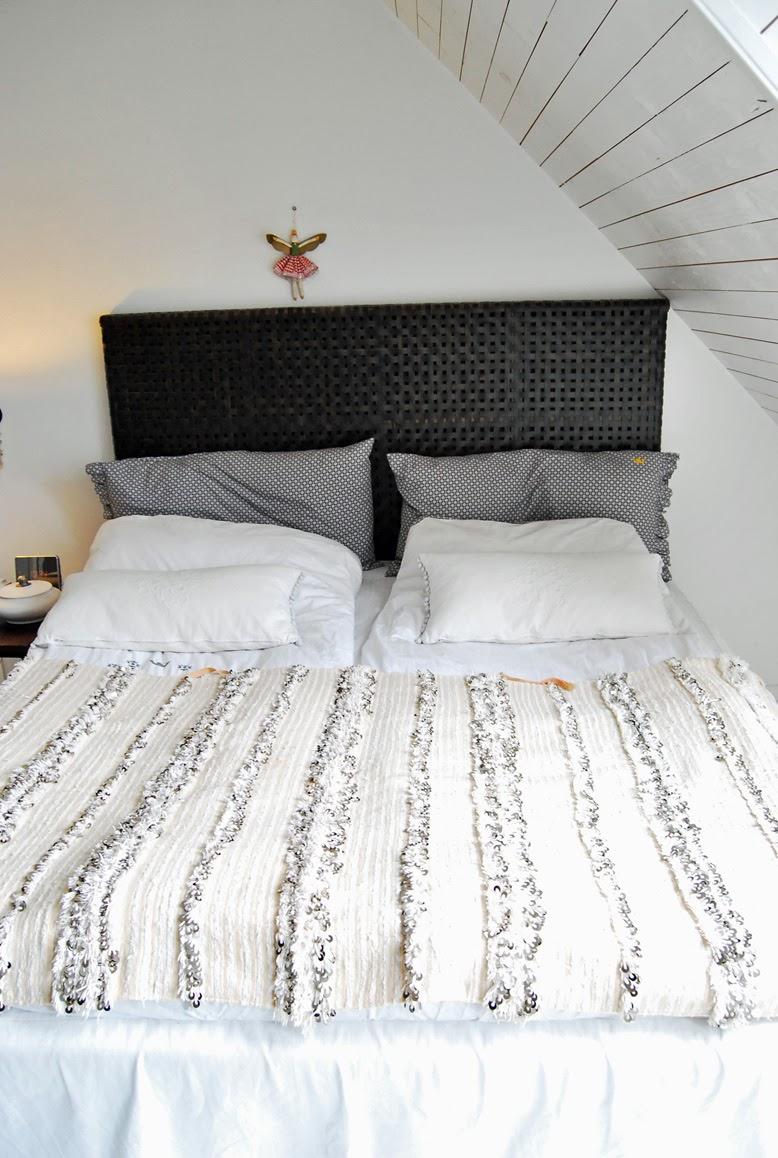 Cancan: vårt sovrum!