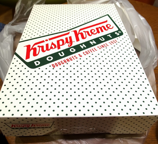 krispy kreme doughnuts singapore tangs orchard review lunarrive