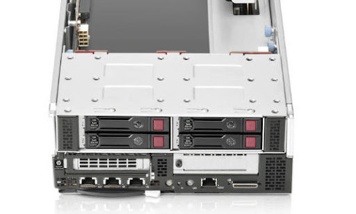 HP ProLiant Generation 8 Servers With New Intel CPUs