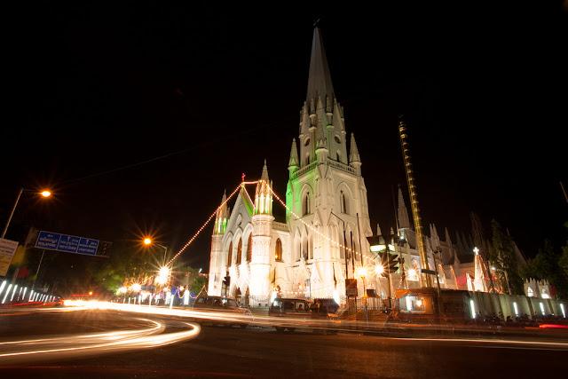 Nhà thờ của San Thome, vé máy bay giá rẻ đi chennai, ấn độ