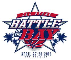 Logo of Cal Stars Battle of the Bay
