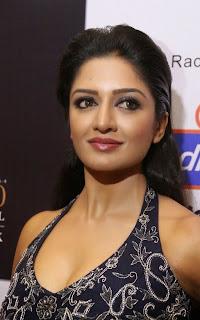 Actress Vimala Raman Pictures at Kingfisher Ultra Hyderabad International Fashion Week 2014 Ramp walk 23