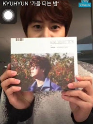 [Click Picture] Please support Kyuhyun 2nd album! ^^