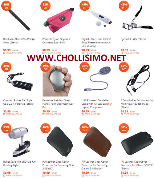 CHOLLO Superdeal