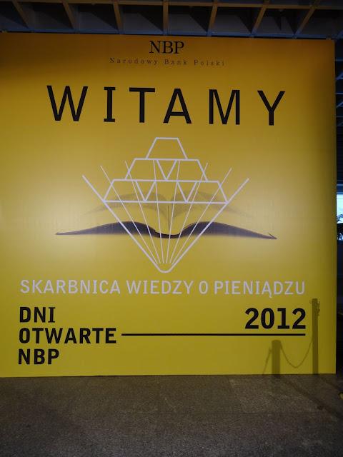 Skarbnica wiedzy o pieniądzu, czyli Dni Otwarte NBP w Warszawie