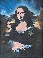 Blek le Ret Mona Lisa