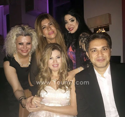 صور حفل زفاف رانيا فريد شوقى وتامر الصراف , صور الفرح كامل رانيا فريد شوقى وتامر الصراف 2015