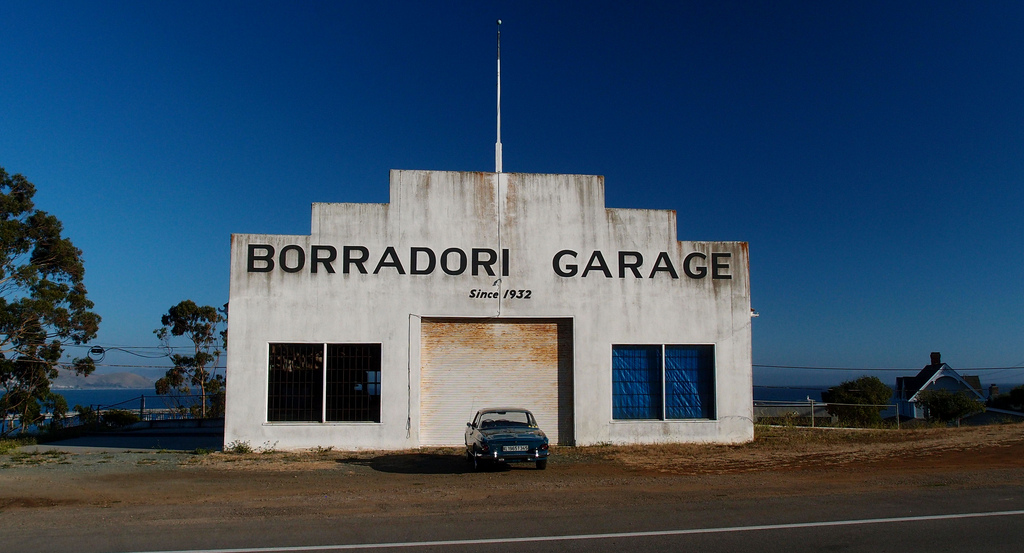 50 years of the vw type 3 the borradori garage. Black Bedroom Furniture Sets. Home Design Ideas