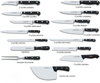 Accesorios de cocina chef cuchillos utensilios de cocina for Marcas de accesorios de cocina