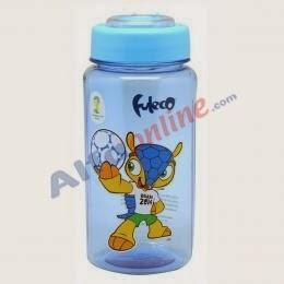 sport bottle merchandise alfamart fifa piala dunia 2014