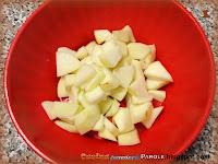 Strudel di mele e amaretti