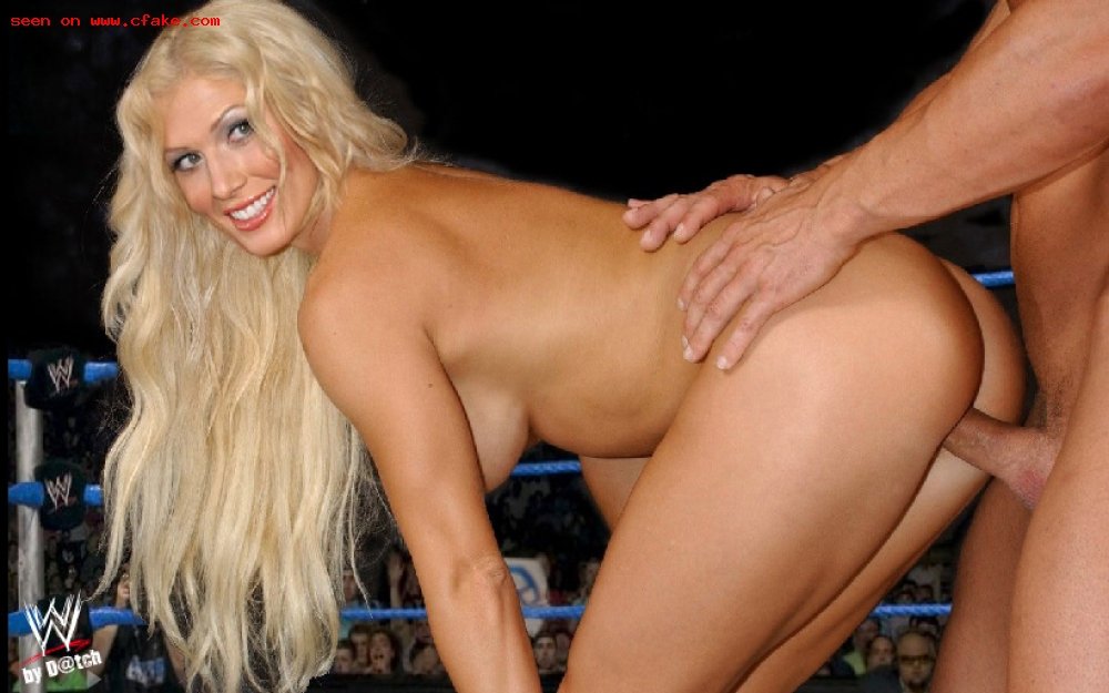 naked Torrie willson