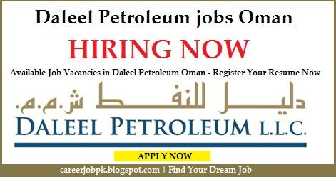 Daleel Petroleum jobs Oman