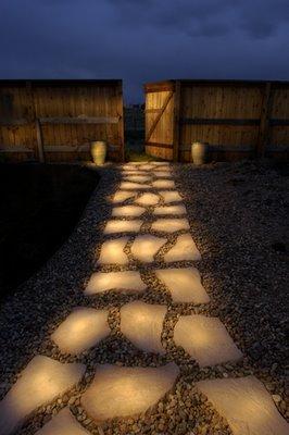 camino de luces tecnologia