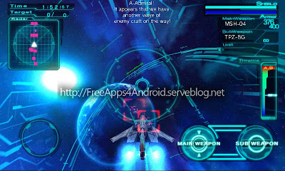 SILPHEED Alternative AM Free Apps 4 Android
