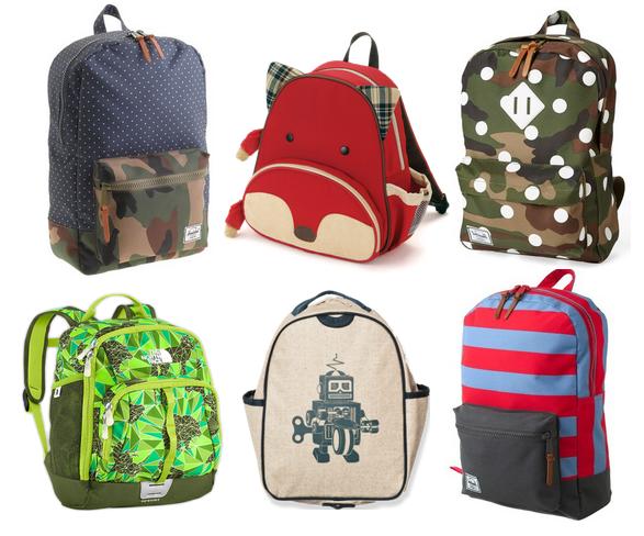 Choosing a Toddler Backpack