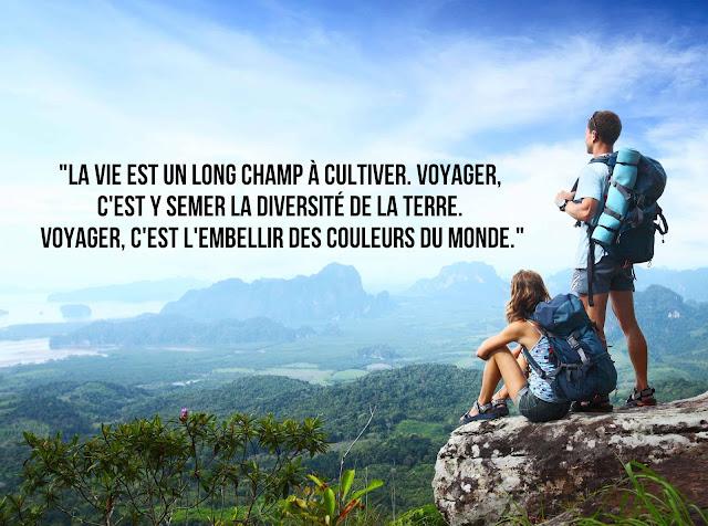 citation amour voyage
