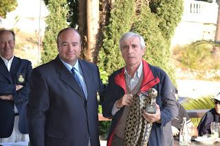 Ganador Puntuable Pitch & Putt Andaluz 2012 La Siesta