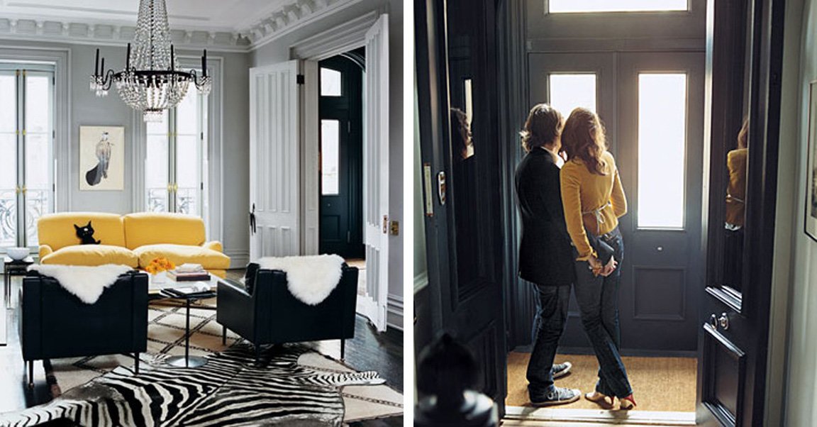 3 Jenna Lyons House Tour From