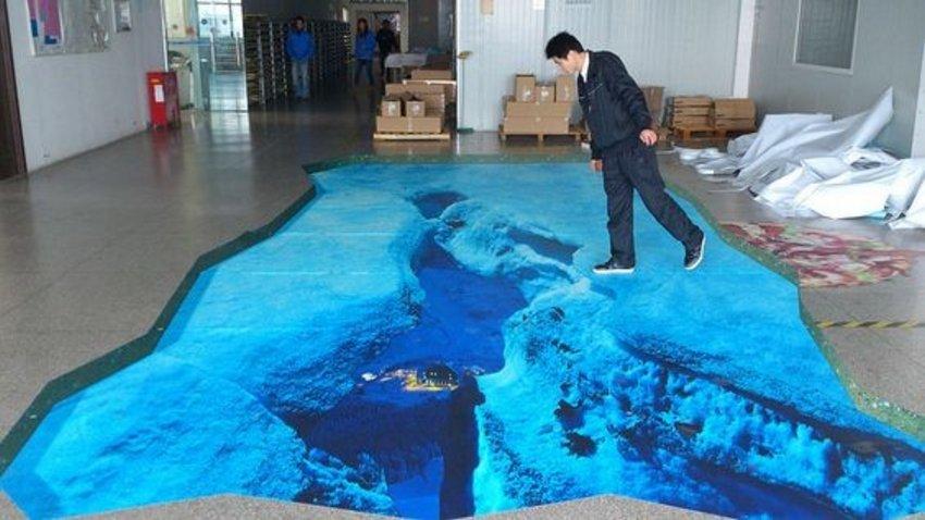 3D Floor Ocean 3