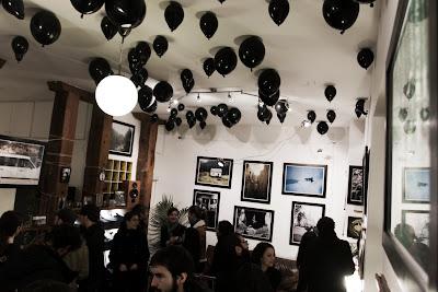 Peter Beste black party