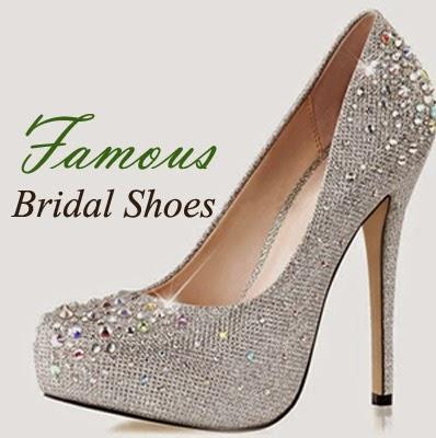 Famous Bridal Shoes