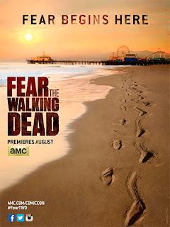 Poster Fear The Walking Dead