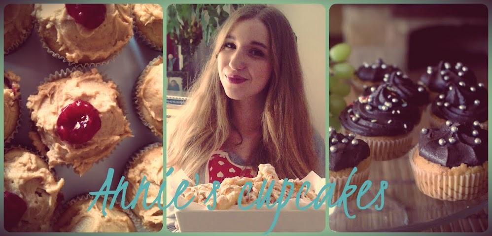 Annie's cupcakes