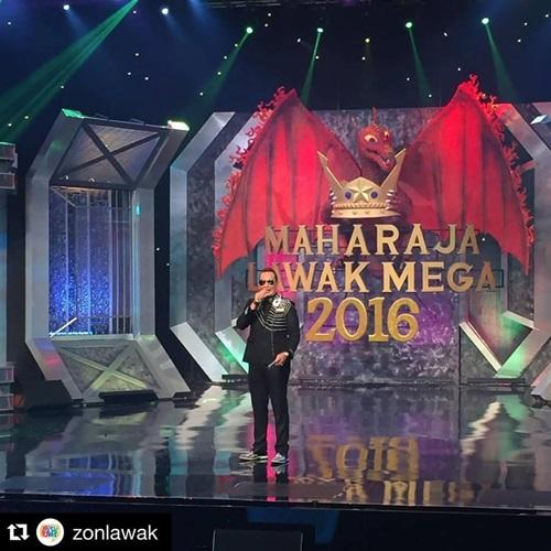 maharaja lawak mega mlm 2016 minggu 1, siapa pemenang anugerah man of the match mlm 2016 minggu pertama, peserta tersingkir mlm 2016