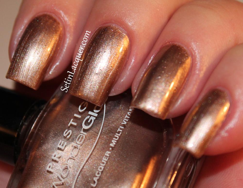 Prestige Cosmetics nail lacquer - Treasure