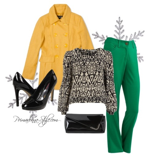 Cold weather winter outfit ideas inspiration